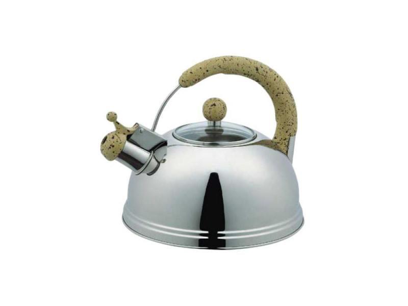 Чайник Bekker ВК-S368 3 л нержавеющая сталь серебристый от OLDI