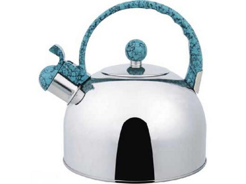 Чайник Bekker BK-S307 2.5 л нержавеющая сталь серебристый чайник bekker bk s315 2 5 л нержавеющая сталь серебристый