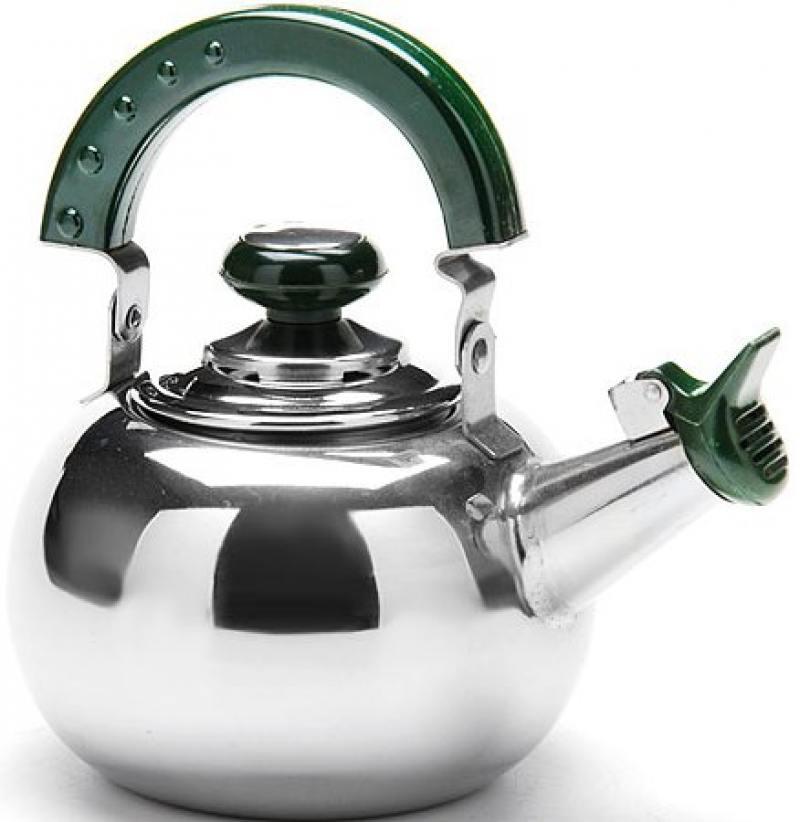 Чайник заварочный Mayer&Boch 20139-MB 1 л металл серебристый