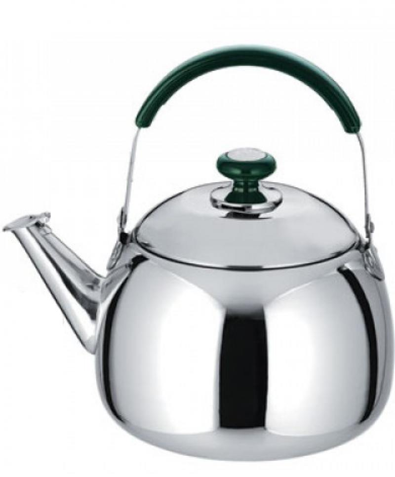 Чайник Bekker 490-BK S 1.5 л металл серебристый чайник заварочный bekker 303 вк серебристый 0 9 л металл пластик