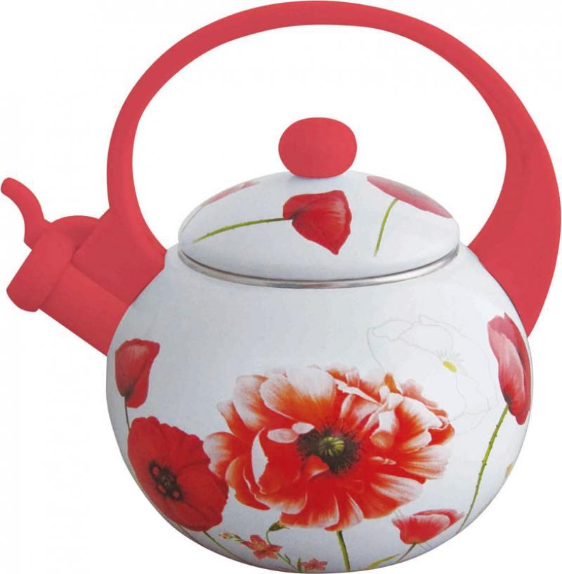 Чайник Winner WR-5101 2 л металл рисунок белый чайник 0 6 л winner чайник 0 6 л
