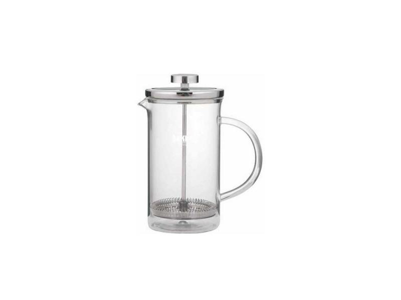 Френч-пресс Bekker BK-379 0.8 л металл/стекло серебристый прозрачный