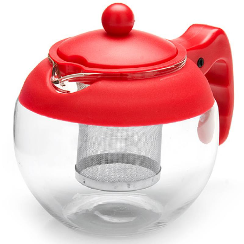 26174-1-MB Заварочный чайник стекло 0.75л сито (х48) MAYER&BOCH