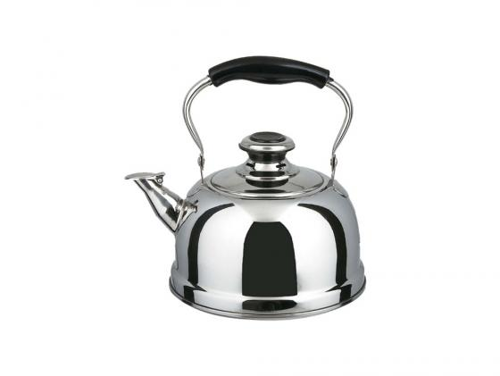Чайник Bekker BK-S512 3 л нержавеющая сталь серебристый чайник bekker bk s315 2 5 л нержавеющая сталь серебристый