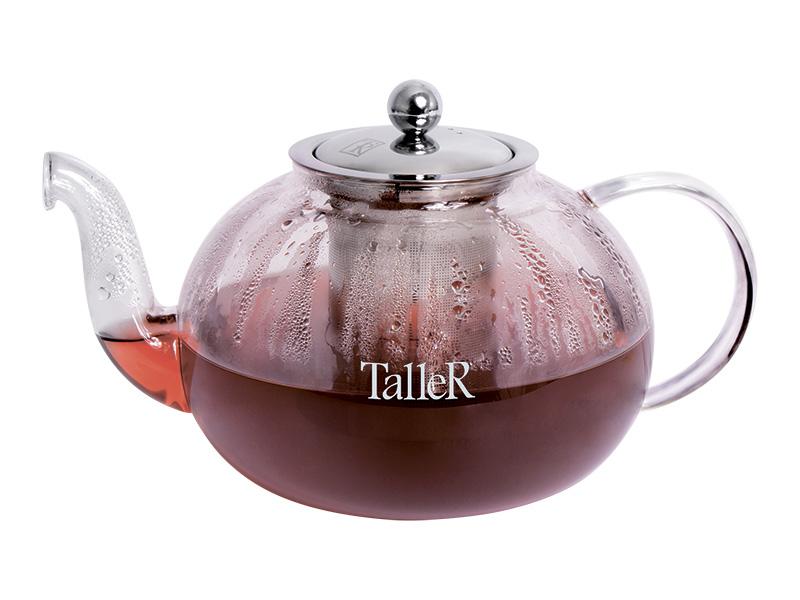 Фото - Чайник заварочный TalleR TR-1370 800 мл ens group заварочный чайник косичка 800 мл