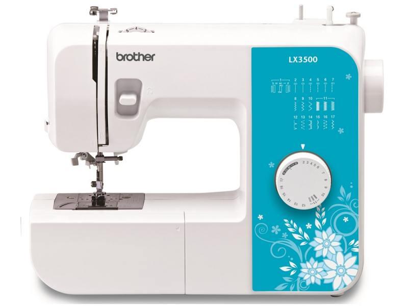 Швейная машинка BROTHER LX-3500 швейная машина brother lx 3500 белый