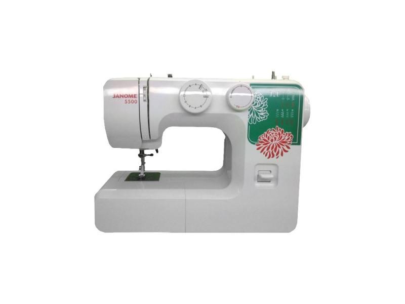 Швейная машинка JANOME 5500 от OLDI