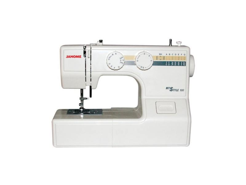 Швейная машинка JANOME MS 100 цена