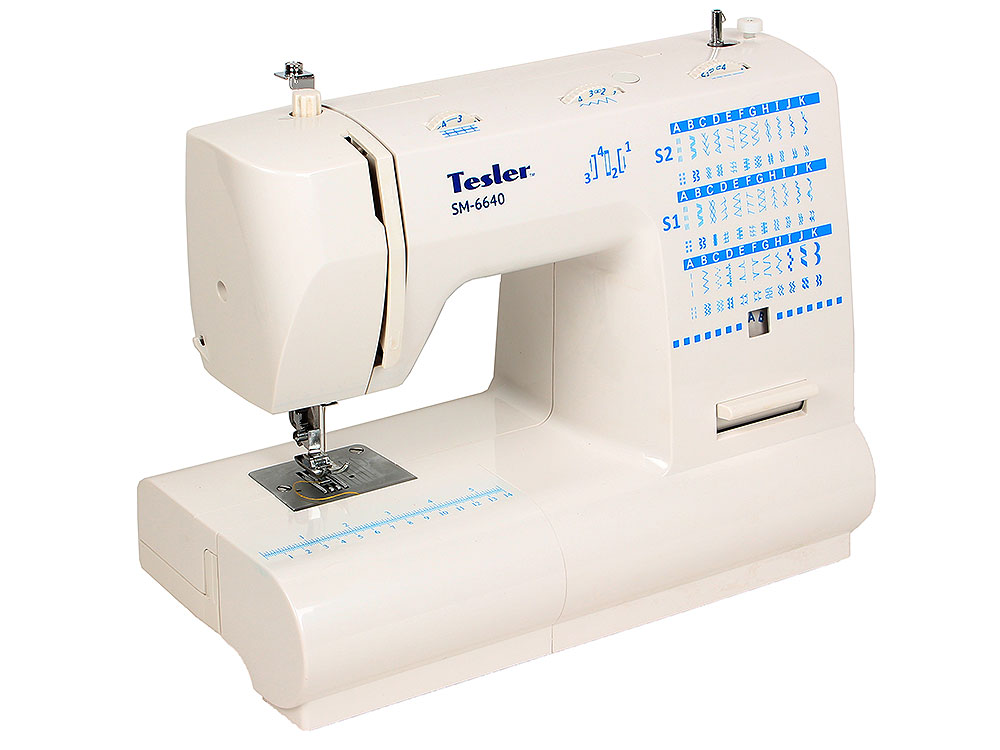 Швейная машина TESLER SM-6640