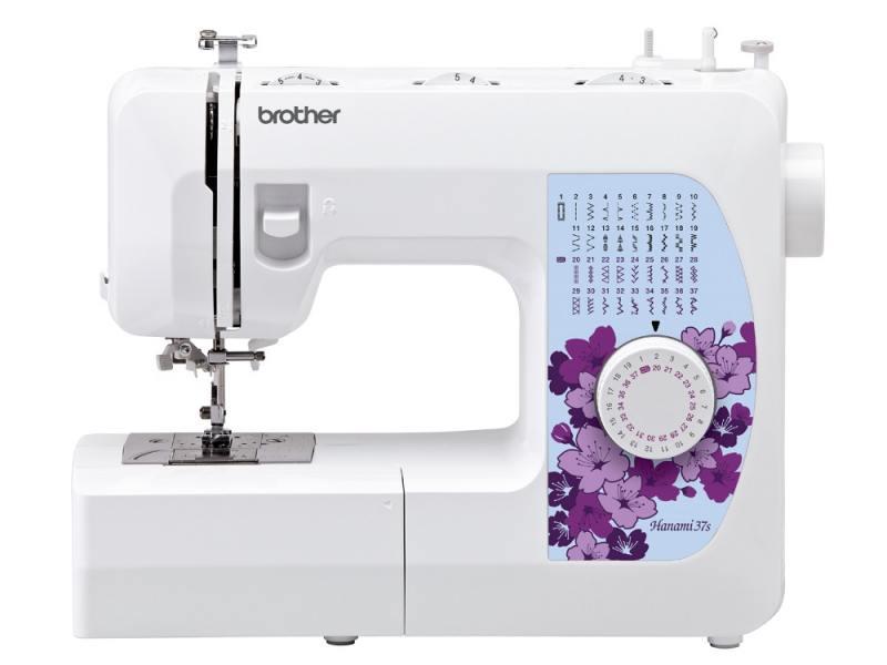 Швейная машина Brother Hanami37s белый от OLDI