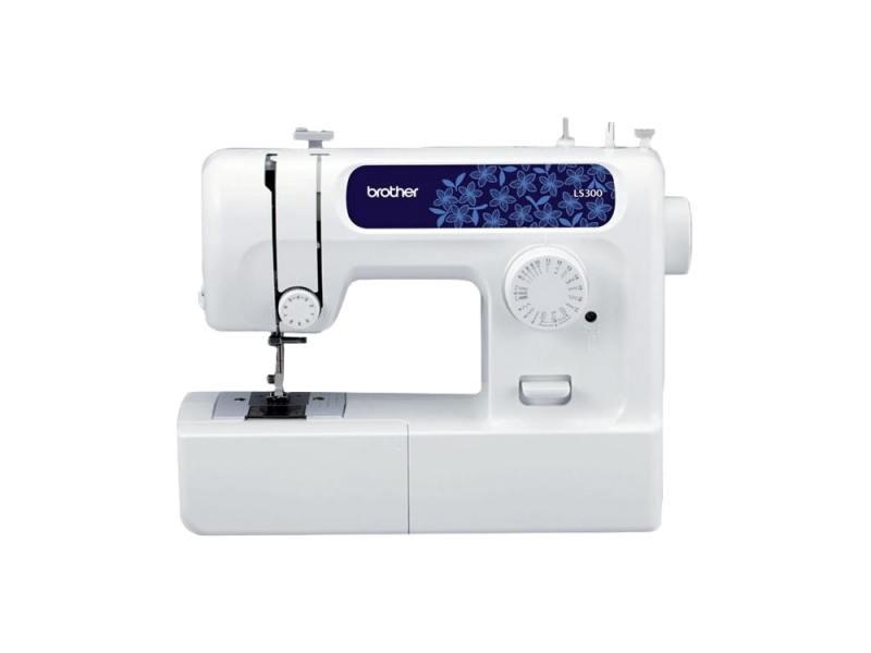 Швейная машина Brother LS-300 белый швейная машина brother ls 300 белый