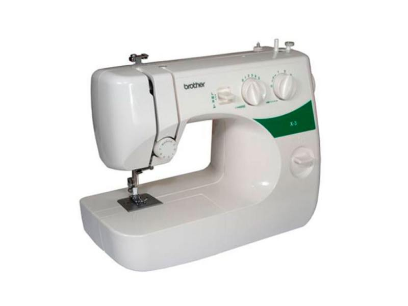 Швейная машина Brother X-3 белый от OLDI