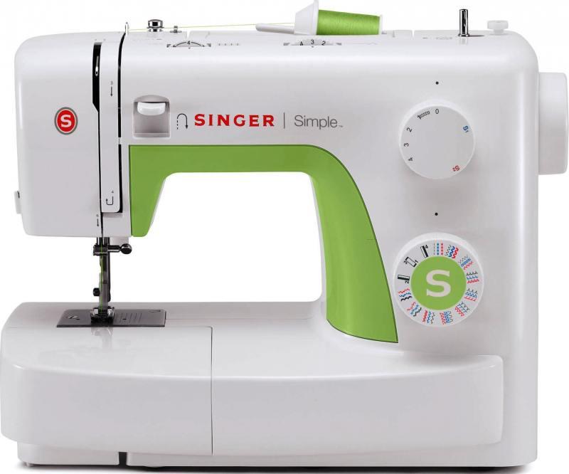 Швейная машина Singer 300 белый швейная машина vlk napoli 2400