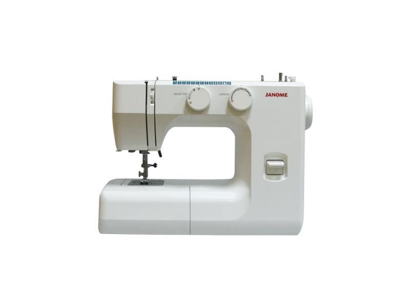 Швейная машина Janome SK-13 белый швейная машинка janome sew mini deluxe