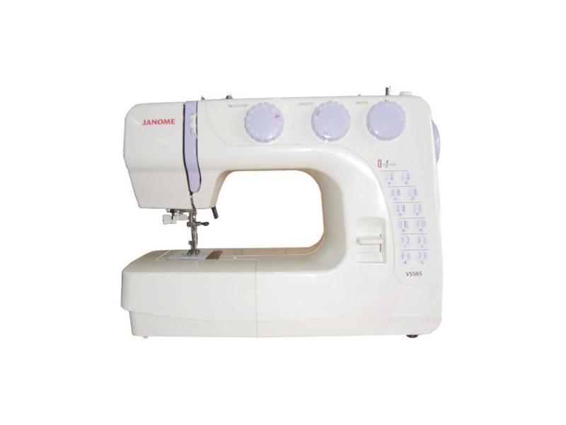 цены Швейная машина Janome VS56S белый