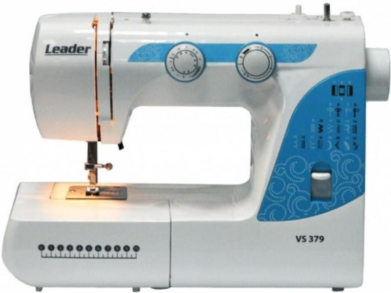 цена на Швейная машина Leader VS379 белый