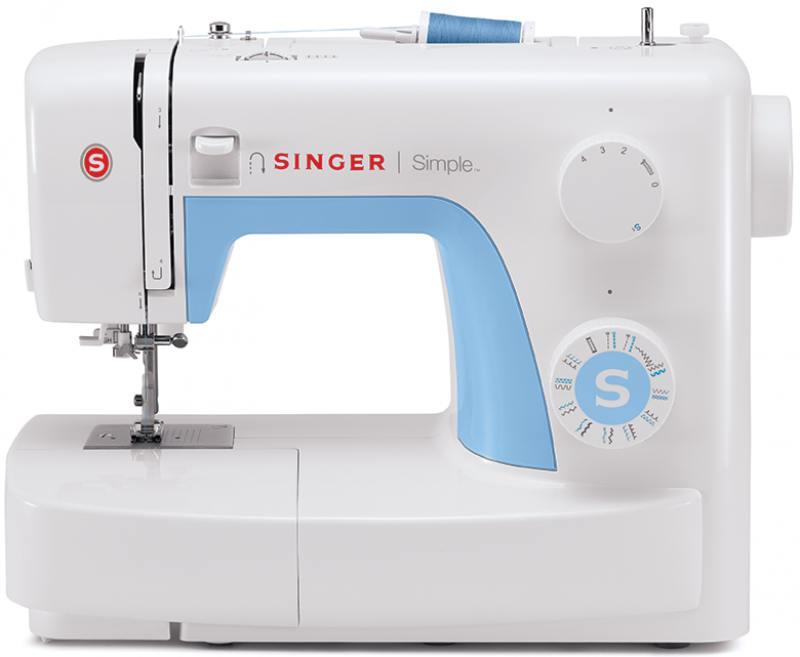 Швейная машина Singer Simple 3221 белый mike singer leipzig