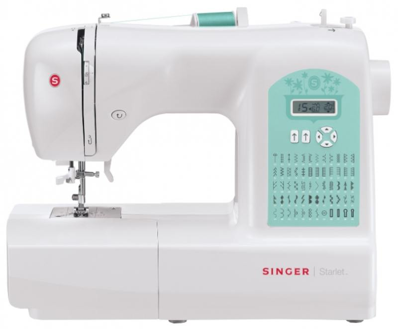 Швейная машина Singer Starlet 6660 белый toyota starlet модели 2wd