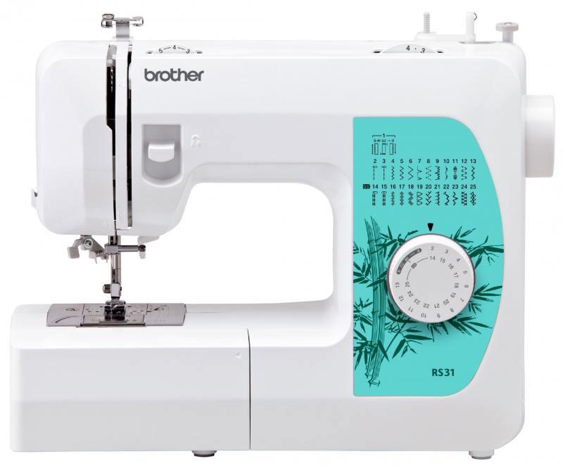 Швейная машина Brother RS-31 белый my own dear brother