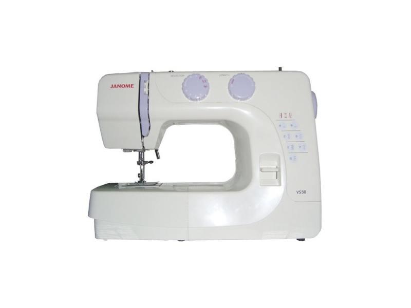 Швейная машина Janome VS50 белый швейная машина janome 419s