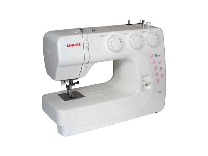 Швейная машина Janome PX-21 белый швейная машина janome 812 белый