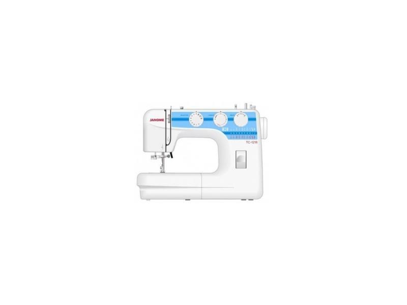 Швейная машина Janome TC 1218 белый швейная машинка janome lady 725 белый
