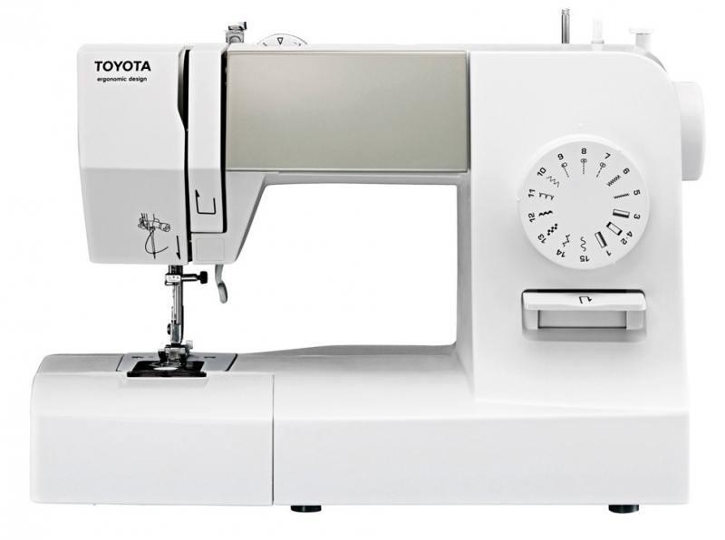 Швейная машина Toyota ERGO15D белый