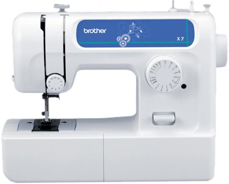 Швейная машина Brother X-7 белый