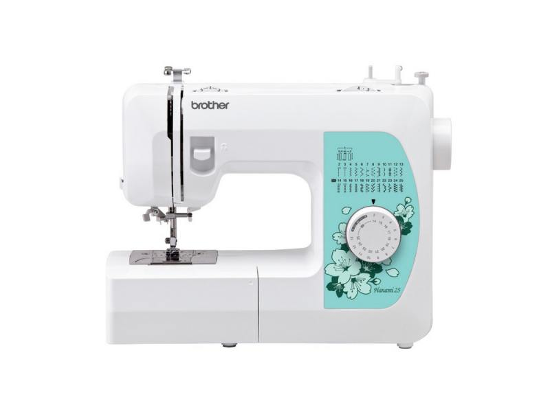 Швейная машина Brother Hanami25 белый швейная машина brother ls 300 белый