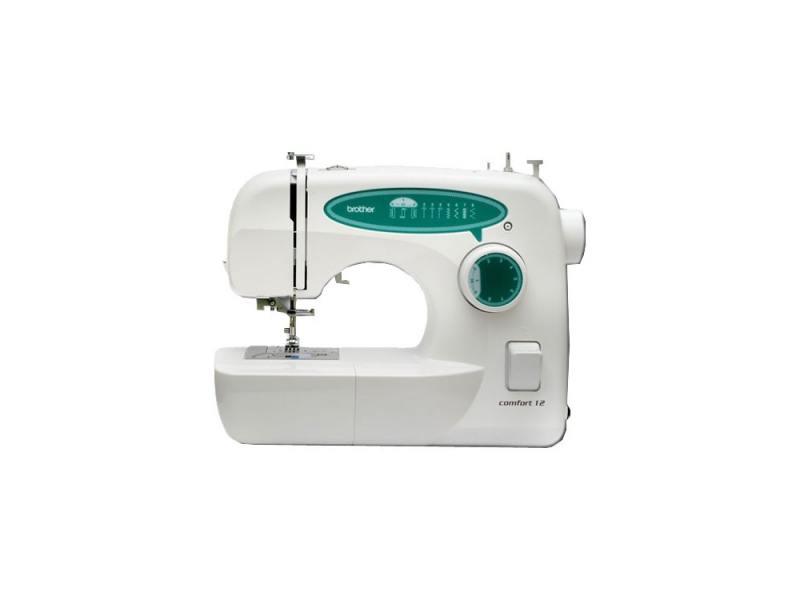 Швейная машина Brother Comfort 12 белый-зеленый