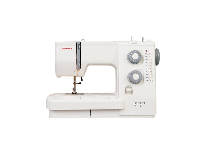 цены на Швейная машина Janome SE 518 белый в интернет-магазинах