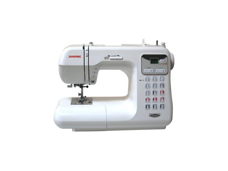 Швейная машина Janome DC4030 белый