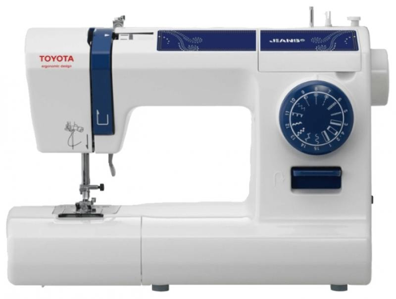 Швейная машина Toyota JCB15 белый плоскогубцы jcb jpl005