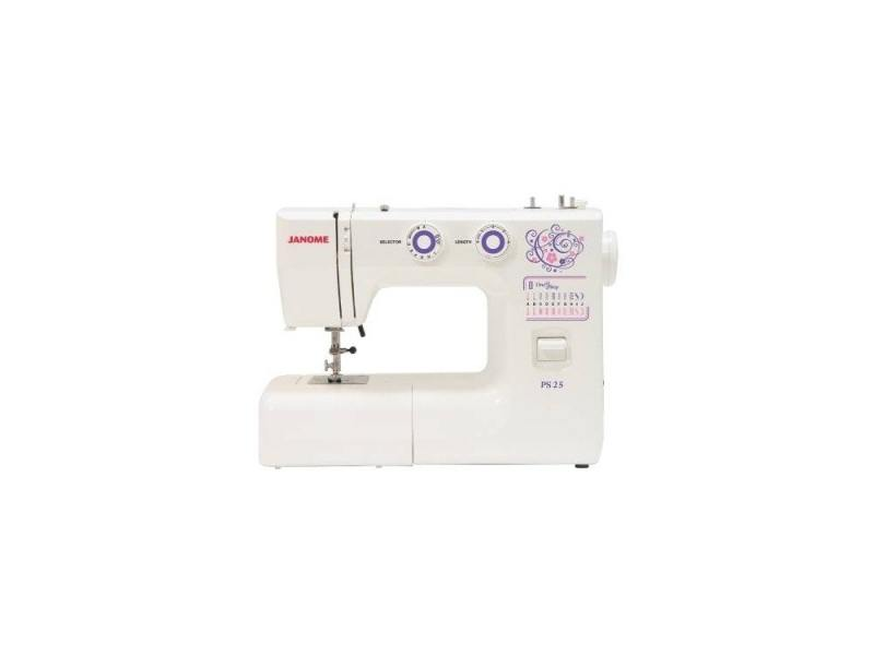 Швейная машина Janome PS-25 белый цена