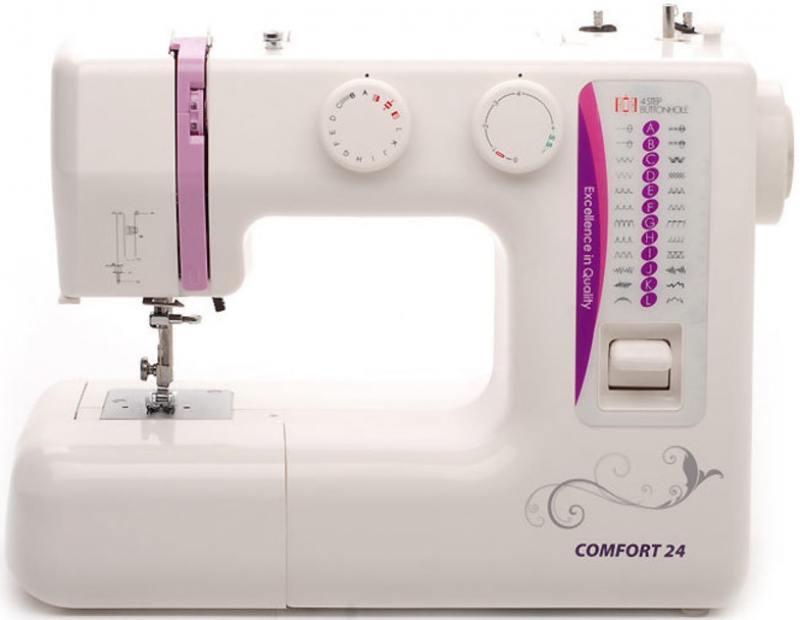 Швейная машина Comfort 24 белый