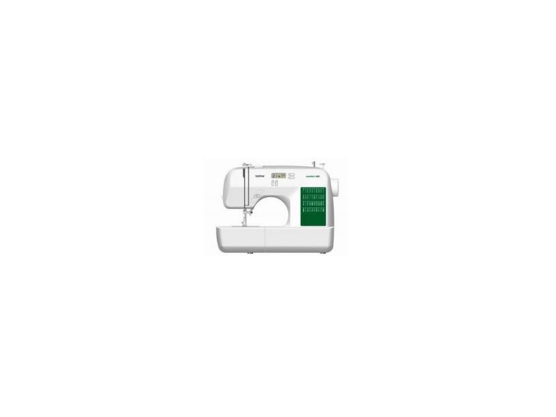 Швейная машина Brother Comfort 40E бело-зеленый