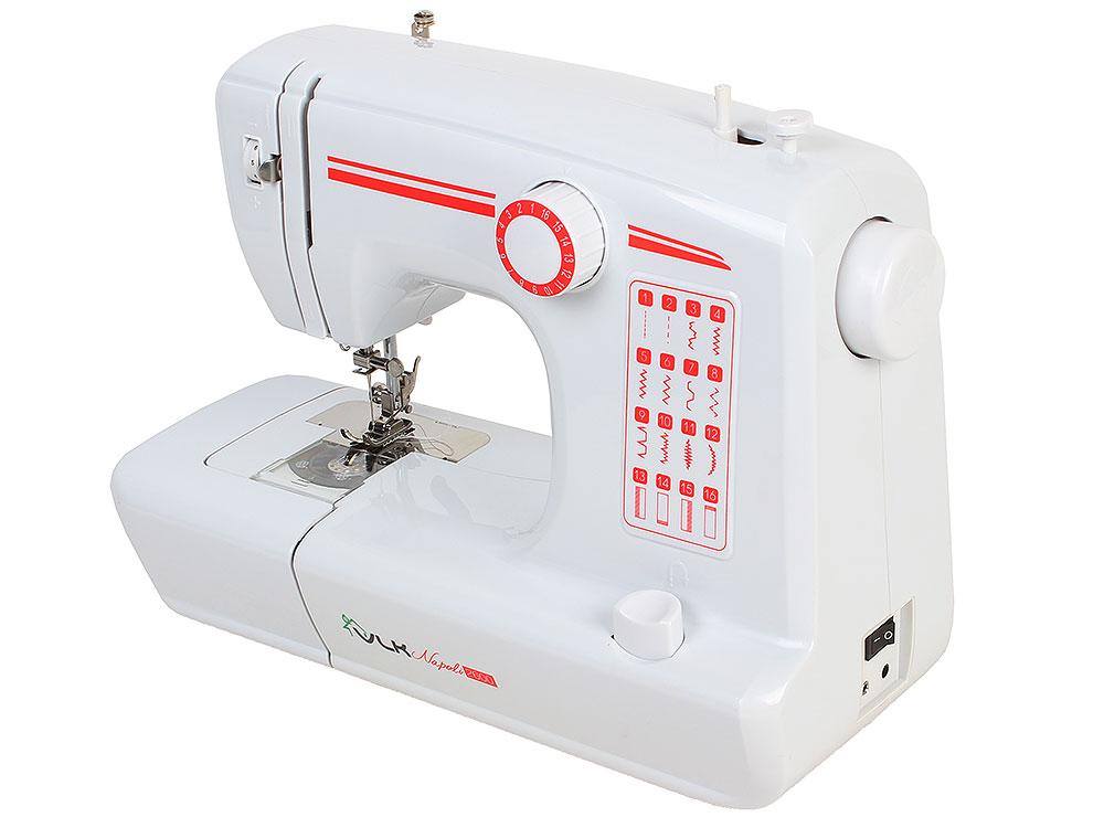 Швейная машина VLK Napoli 2600 электромеханическая швейная машина vlk napoli 2400