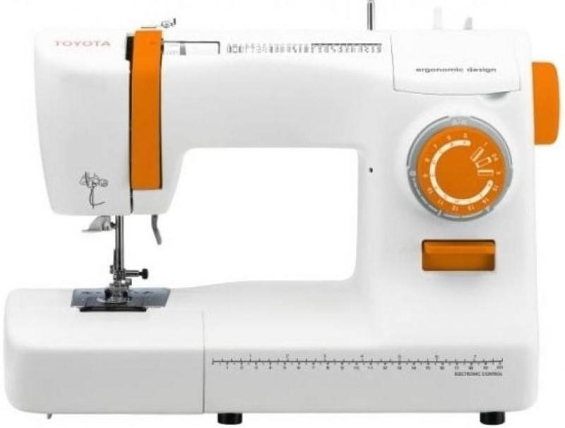 Швейная машина Toyota ECO 15B белый