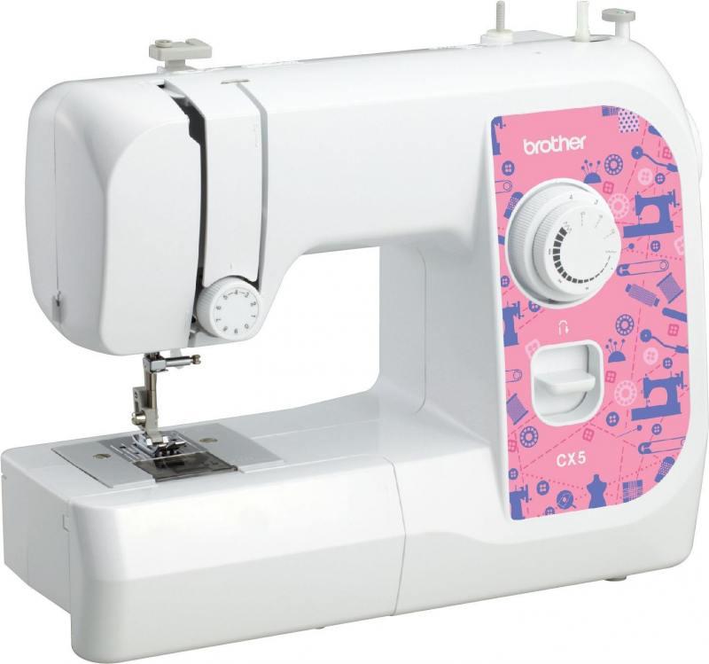 Швейная машина Brother CX5 белый