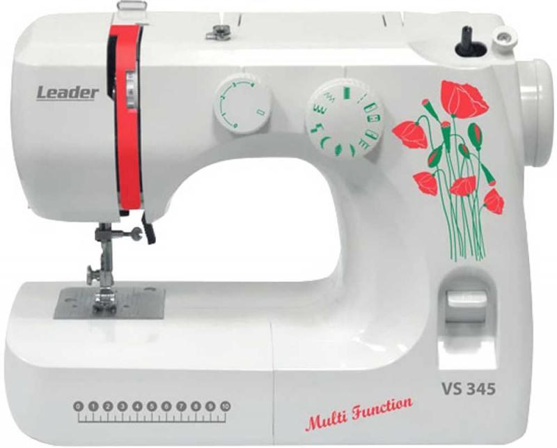 Швейная машина Leader VS345 белый