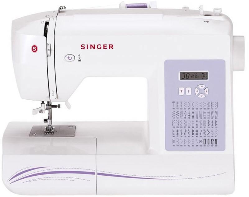 цена на Швейная машина Singer 6160 белый