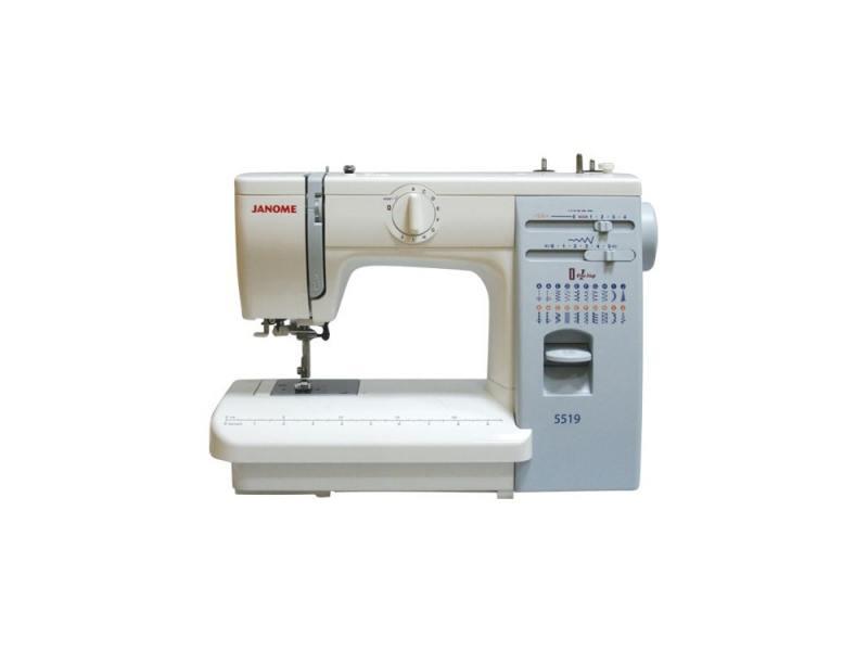Швейная машина Janome 5519 швейная машинка janome sew mini deluxe