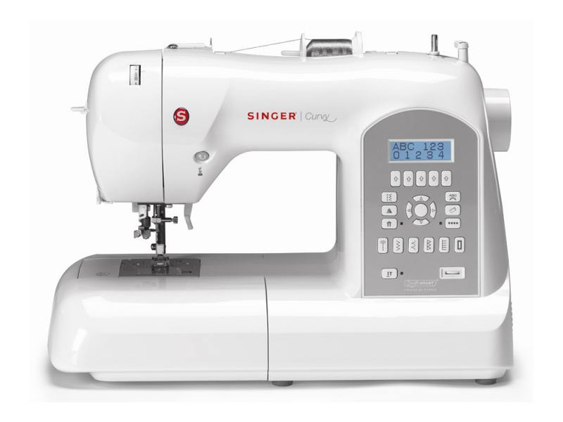 Швейная машина Singer 8770 белый singer 8770