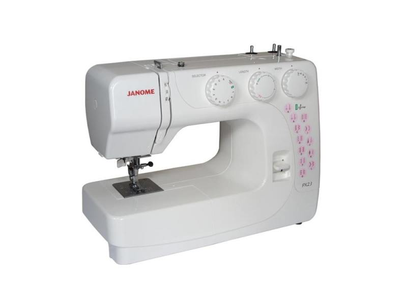 Швейная машина Janome PX-23 белый janome px 21