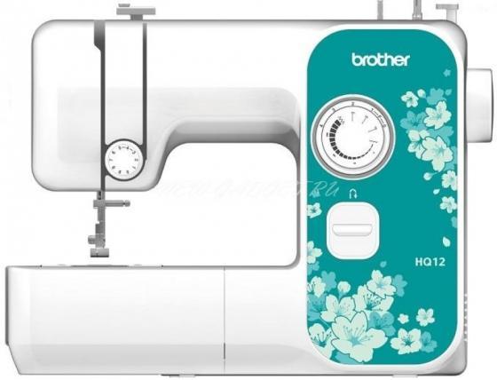 Швейная машина Brother HQ-12 белый/рисунок brother hq 19