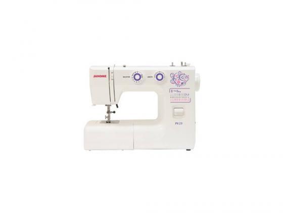 Швейная машина Janome LW-30 белый цена 2017