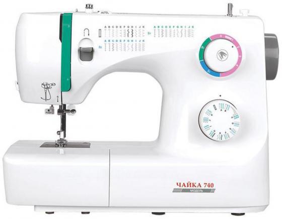 Швейная машина Chayka Чайка 740 белый