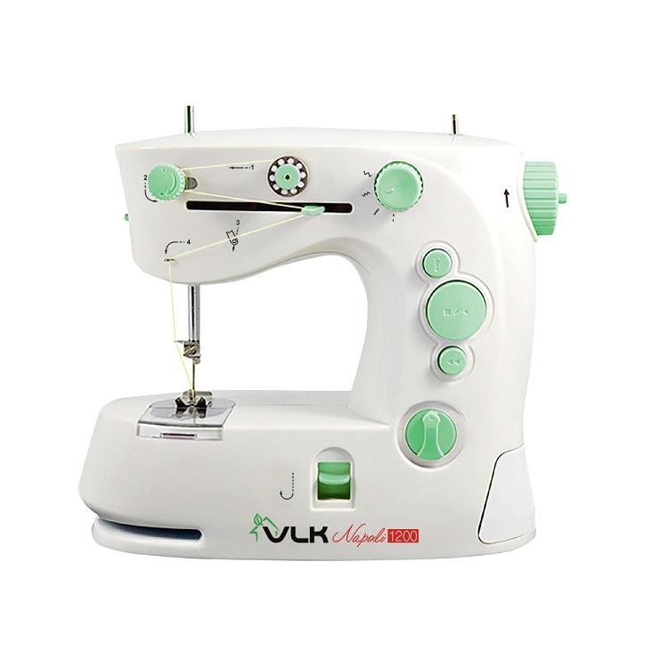 Швейная машина VLK Napoli 1200, белый швейная машина vlk napoli 2100 белый