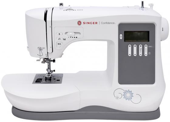 где купить Швейная машина Singer Confidence 7640Q белый дешево