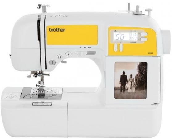 Швейная машина Brother MS-60 белый швейная машина brother innov is 50